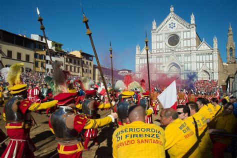 Calcio Storico Fiorentino in Florence: What it is, Ticket