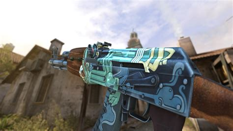 AK-47 Fire Serpent | CS:GO Wallpapers and Backgrounds