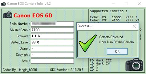 How To Find Total Number of Shutter Count for DSLR Camera